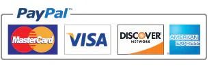 Paiement par carte bancaire avec ou sans compte PayPal !